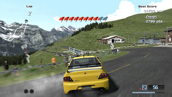 gran turismo 5 reviews system requirements release date techno park. Black Bedroom Furniture Sets. Home Design Ideas