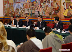 Xi Jinping meets the Tibetan Delegation at the NPC