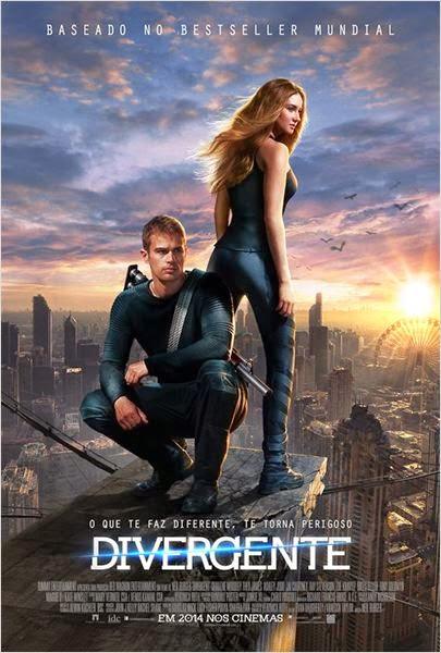 """Poster do filme """"Divergente"""""""