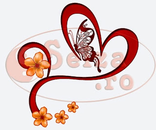 Butterfly tattoo design for girls