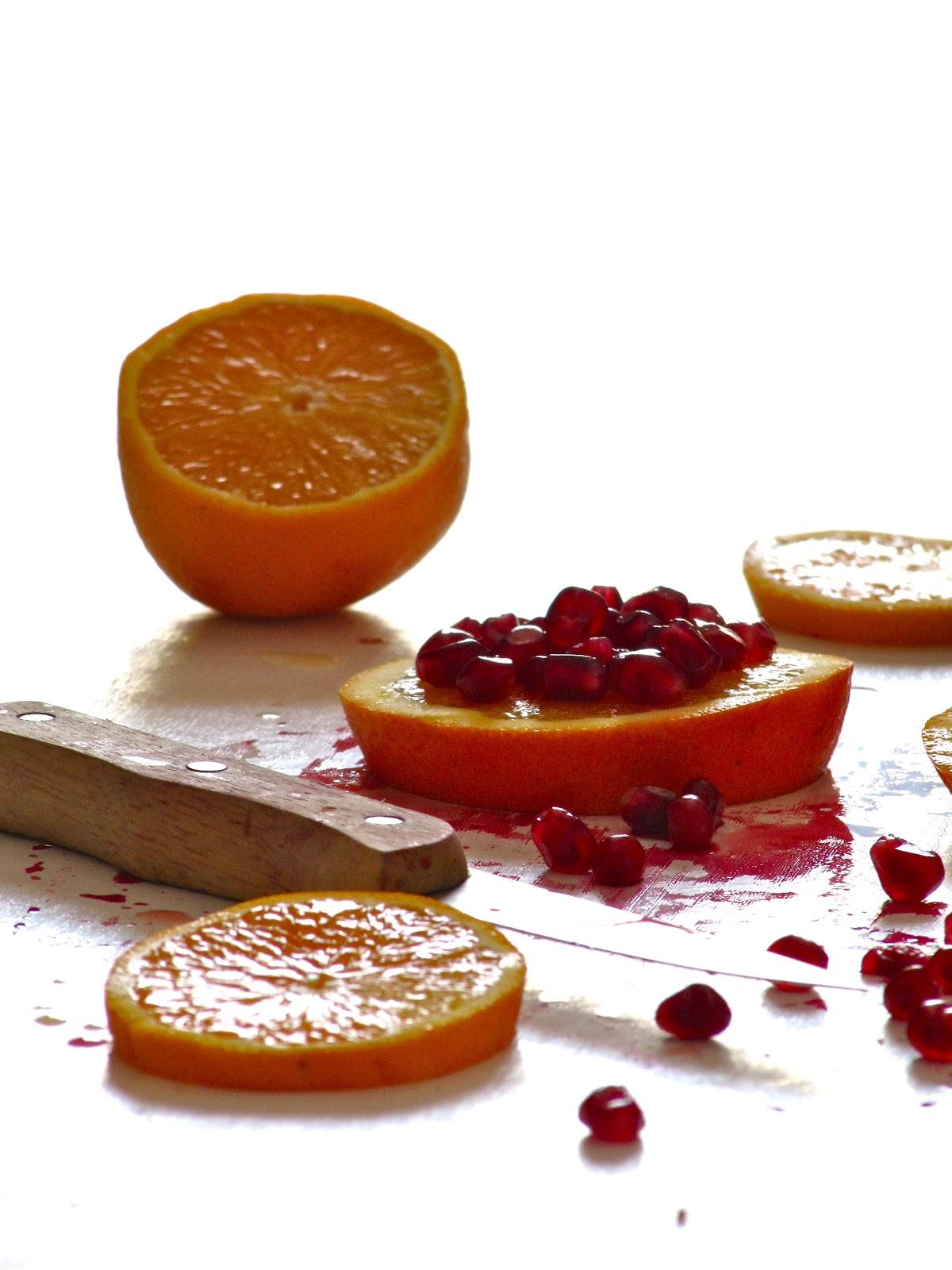 Plateful: Pomegranate Orange Crush — juicy joy to help fight aging