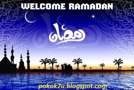 Selamat Menyambut Bulan Ramadhan 1435 Hijrah
