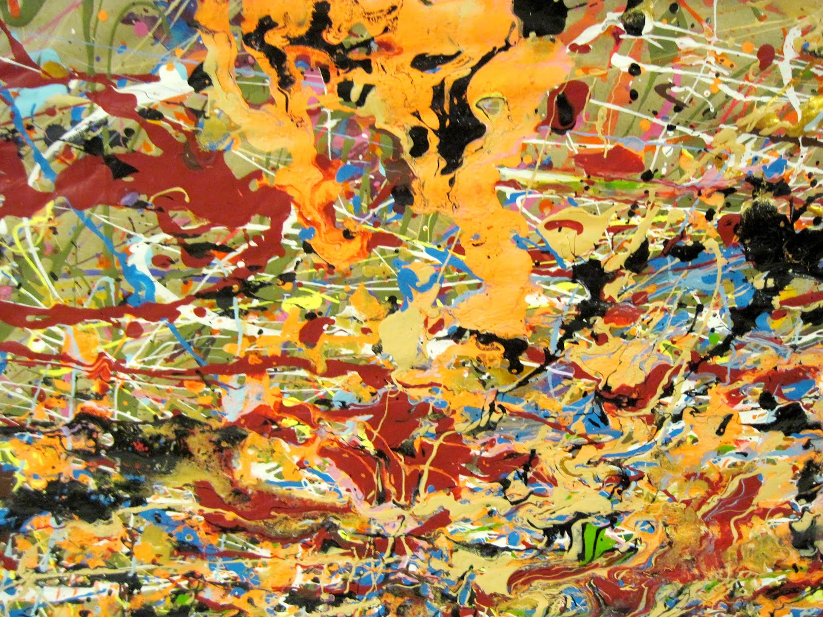 the life and works of the american artist jackson pollock Art trail: abstract artist jackson pollock and his wife lee krasner in 1950 if detective petraco's findings are accepted by the trustees board, it would be a windfall for miss kligman's estate.