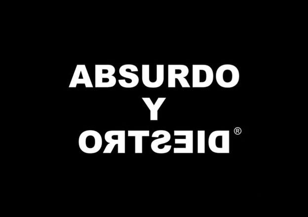 ABSURDO Y DIESTRO