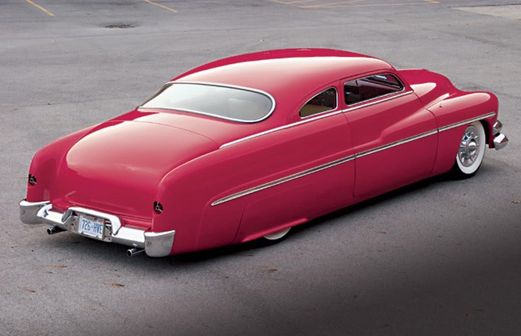 1951 Mercury Custom | Stylish Rides | Pinterest | Lead sled