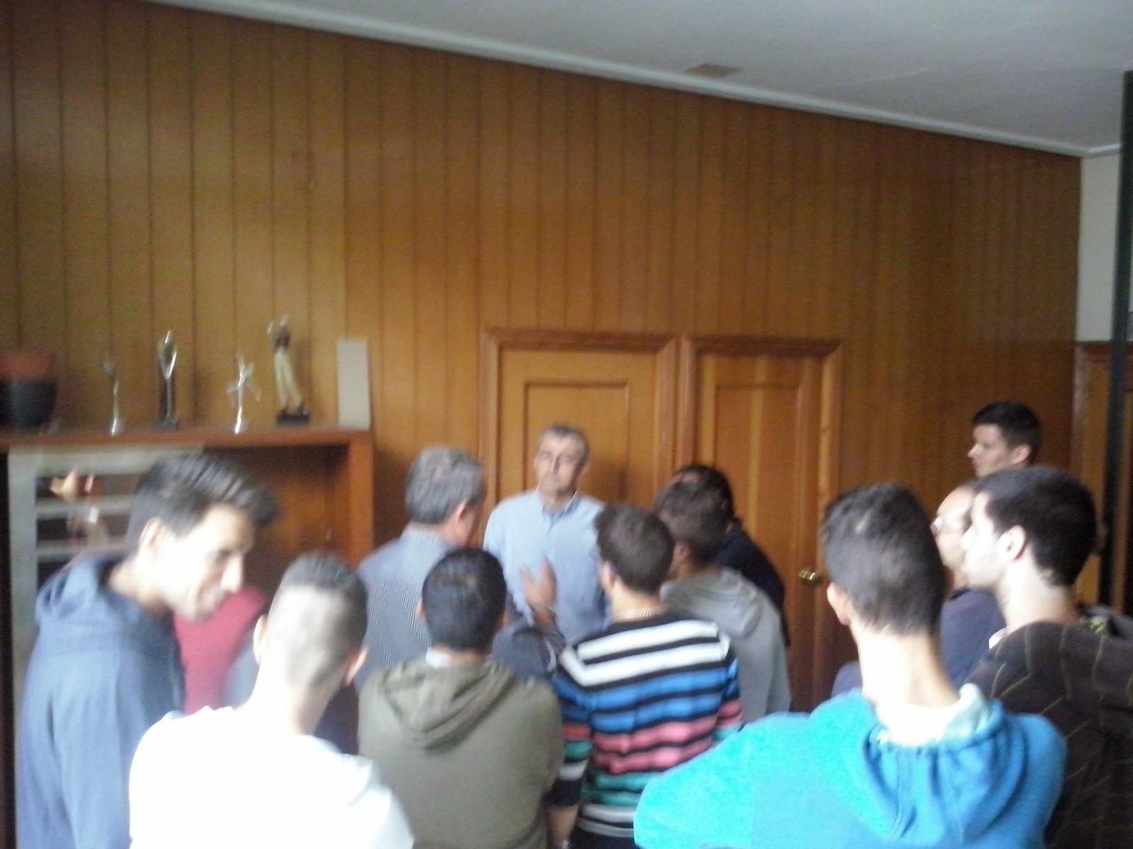 Fp madera murcia visita empresa muebles loval for Muebles castillo murcia