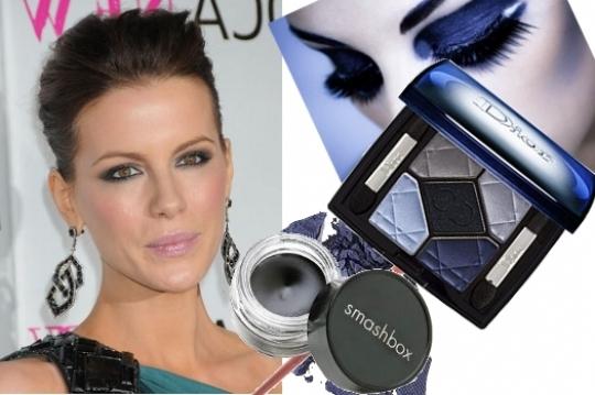 Дневной макияж для брюнеток с карими глазами