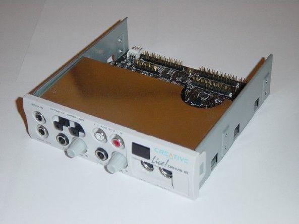 Драйвер Для Звуковой Платы Sound Blaster Live 24-Bit