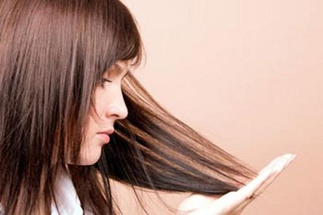 masalah rambut bercabang