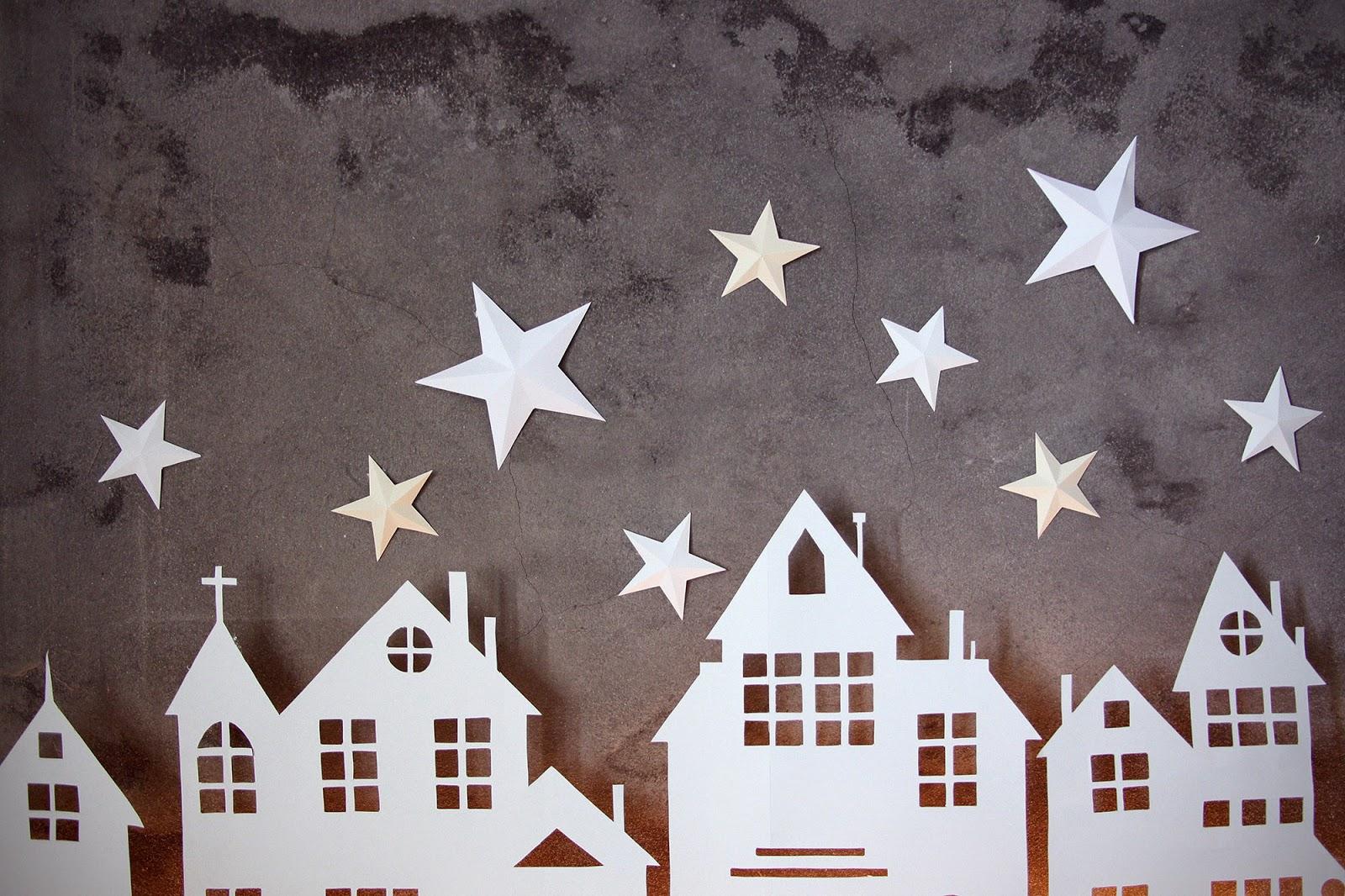 #786653 DIY :: VILLAGE LUMINEUX DE NOËL 6119 decoration de noel village animé 1600x1066 px @ aertt.com