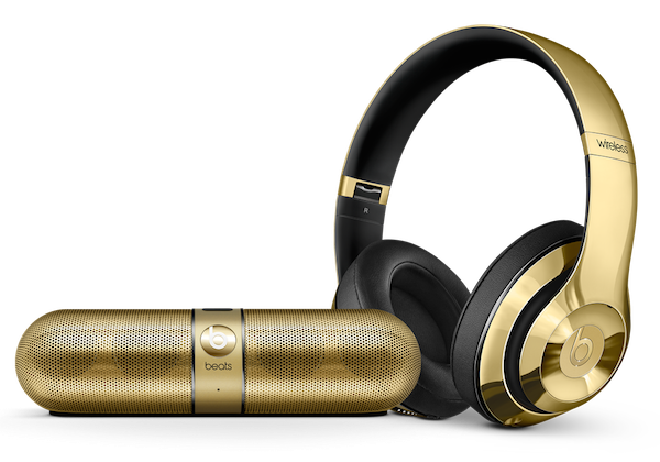 Beats by Dr. Dre Launched Premium Gloss Gold Edition