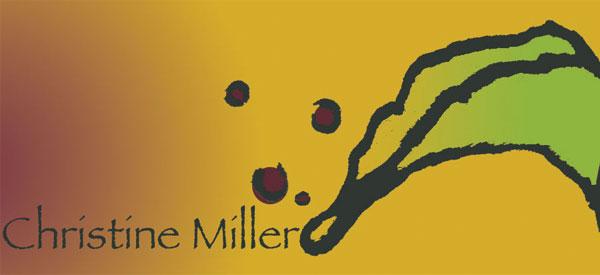 Christine E Miller Blog