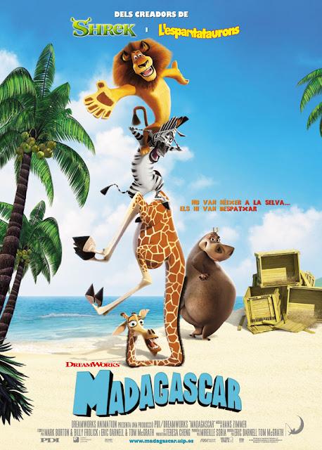 Madagascar มาดากัสการ์ 1 HD 2005 FullHD1080p