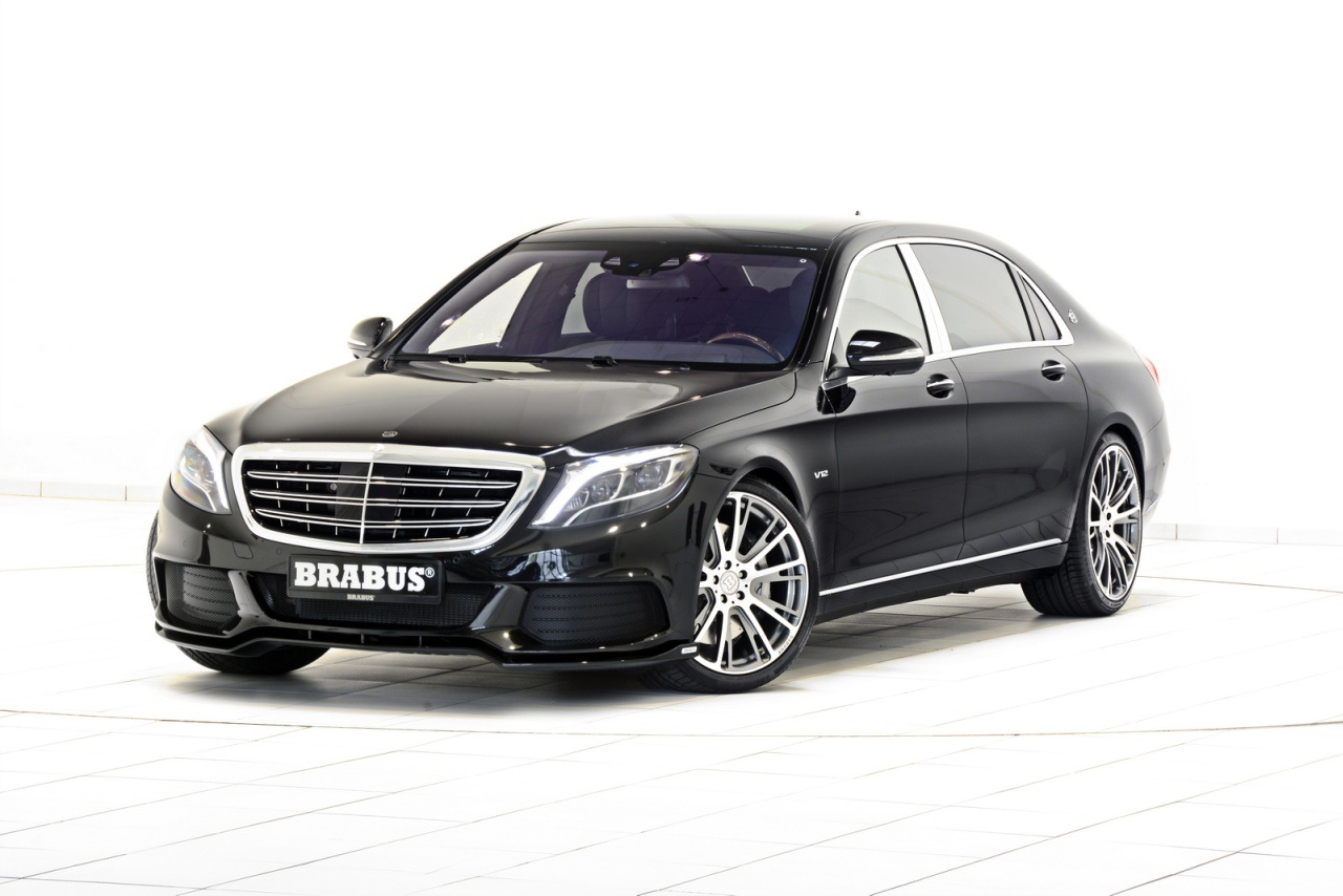 Mercedes maybach w222 s600 by brabus benztuning for Mercedes benz s 600 amg