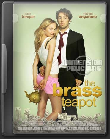 The Brass Teapot (BRRip HD Inglés Subtitulada) (2012)