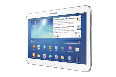 SAMSUNG GALAXY TAB 3 10.1 MODEL P5200 & P5220 FULL SPECIFICATIONS