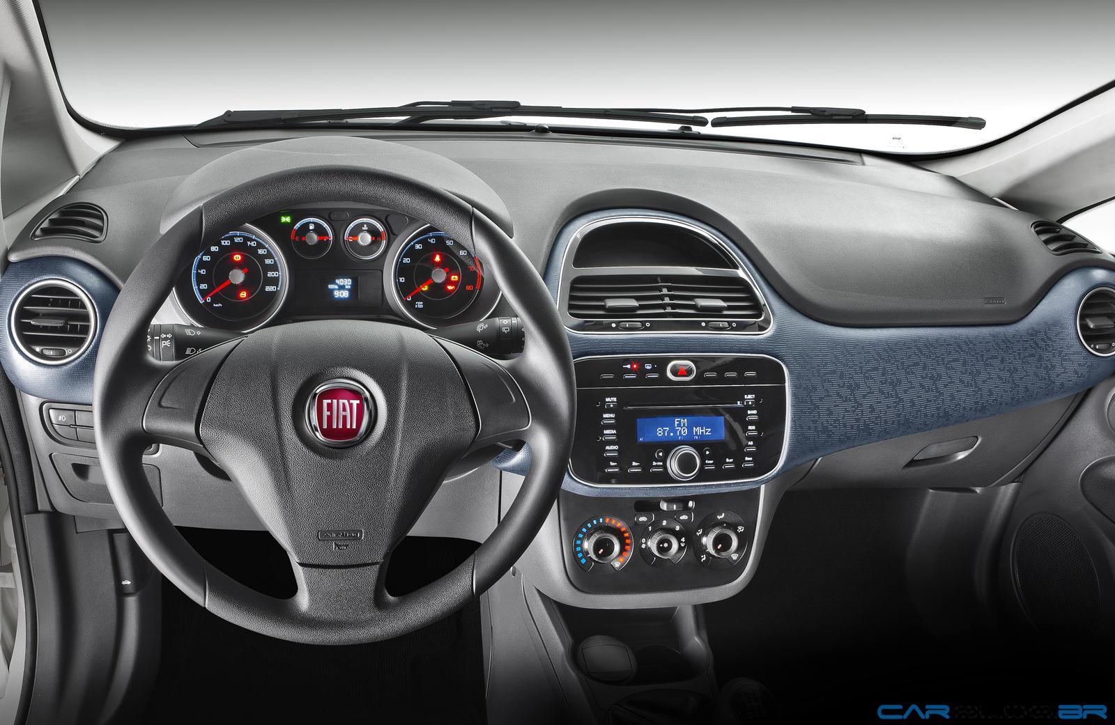 Fiat Punto Attractive 1 4 2013 Fotos Pre 231 Os Desempenho