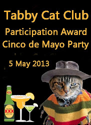 We partied at the Tabby Cat Club