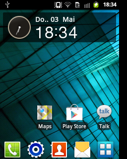 Touchwiz 4 Launcher
