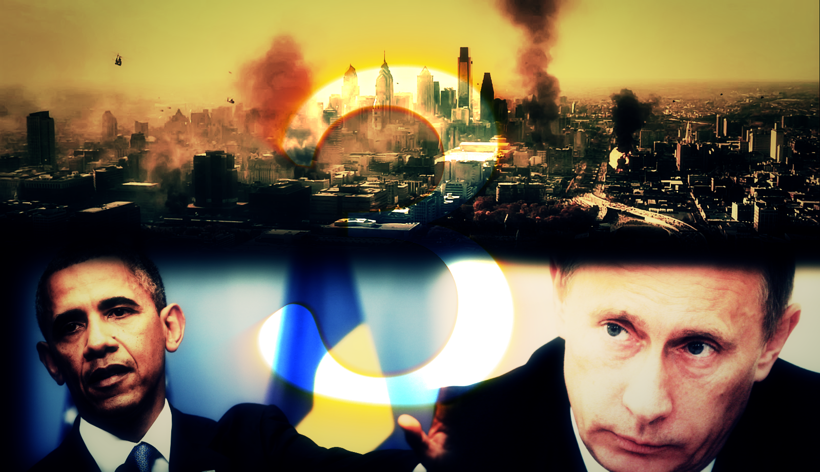 Putin Responds In Force After Obama Orders Atomic Bombs To Europe