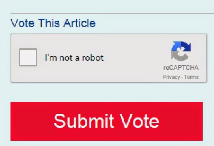 Bantu Vote Artikel