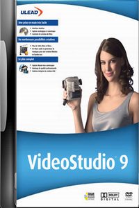 Ulead Video Studio Video Editing Software
