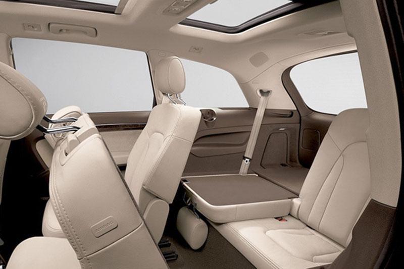 2012 Audi Q7 Suv Back Sit Interior