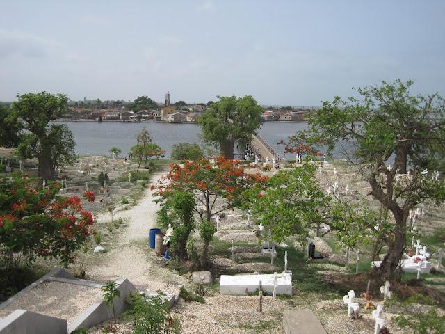 Cementerio de Fadiouth, Senegal