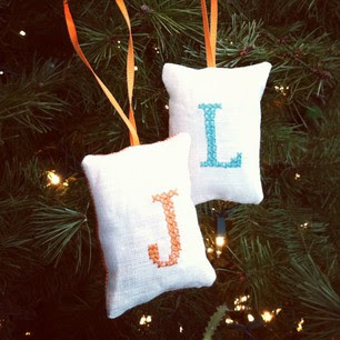 allisa jacobs handmade ornaments