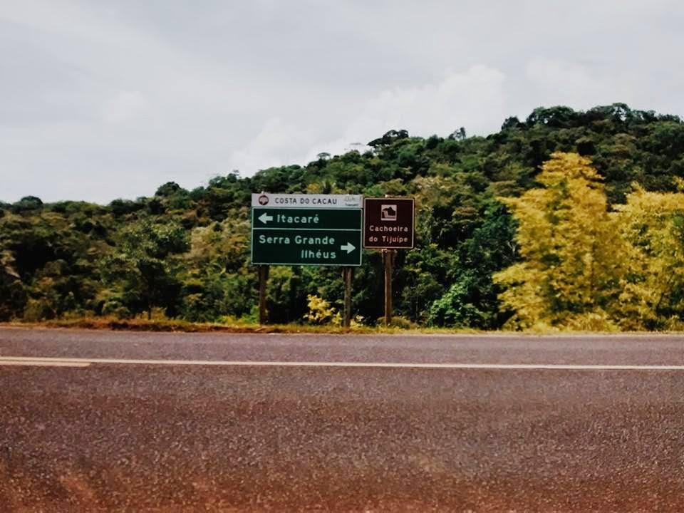 estou na noia trip: Ilhéus/Cachoeira de Tjuípe/ Itacaré - Bahia