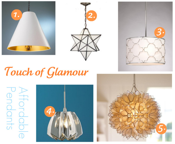 House Home Stylish Affordable Pendant Lights - Affordable pendant lighting