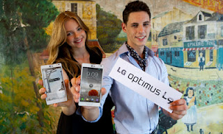 LG Optimus L9 release