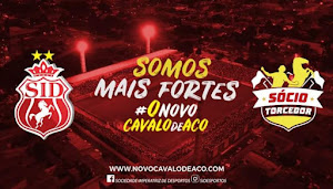 O NOVO CAVALO DE AÇO