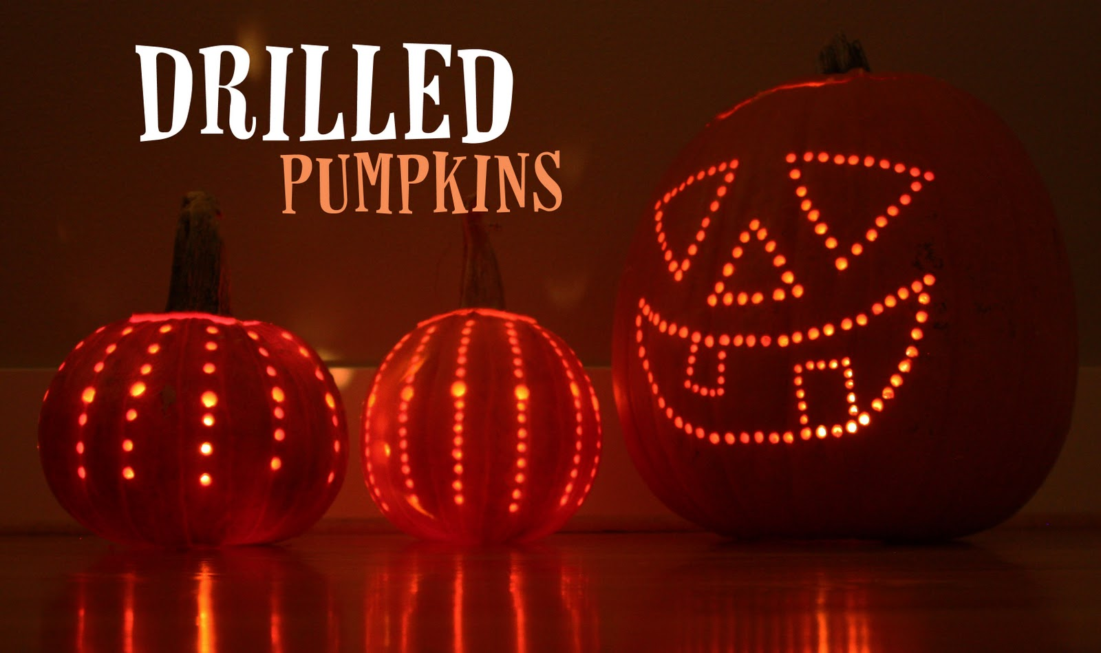 repeat crafter me drilled pumpkins With drill pumpkin templates
