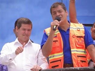 destituyen alcalde de Quininde