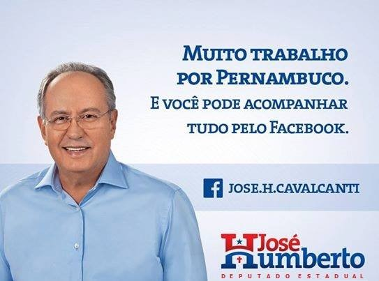 DEPUTADO ESTADUAL JOSÉ HUMBERTO