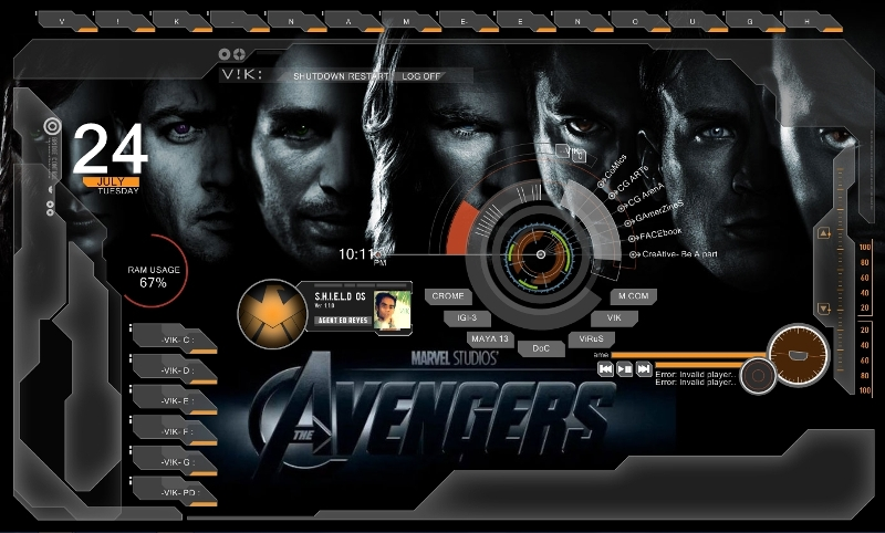 Images of Avengers Photoshop Related Keywords - #SC