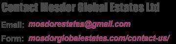 Contact Mosdor Global Estates