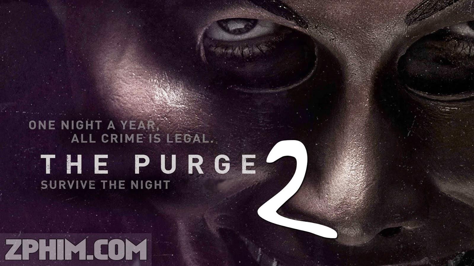 Ảnh trong phim Cuộc Thanh Trừng 2 - The Purge: Anarchy 1