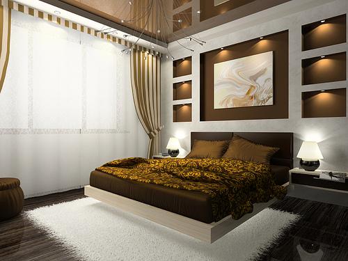 14 ideas de dise o de dormitorios minimalistas for Diseno de interiores dormitorios