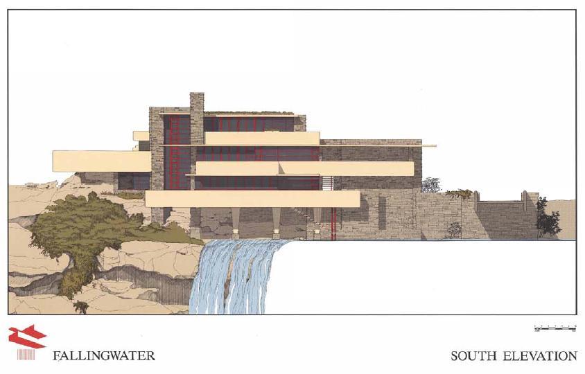 Bingbing136 Fallingwater House Tour