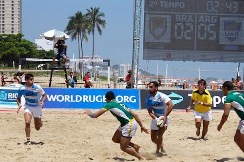 Juan Franco Morosini Campeón en Río de Janeiro