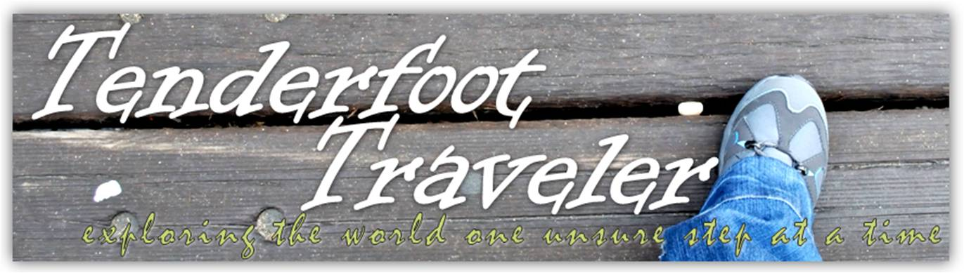 Tenderfoot Traveler