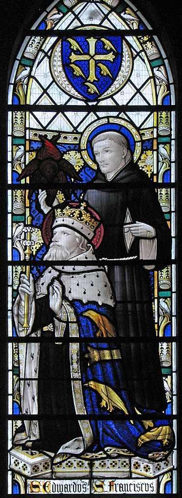 Santo Eduardo III o Confessor e Sao Francisco de Asis, Londres
