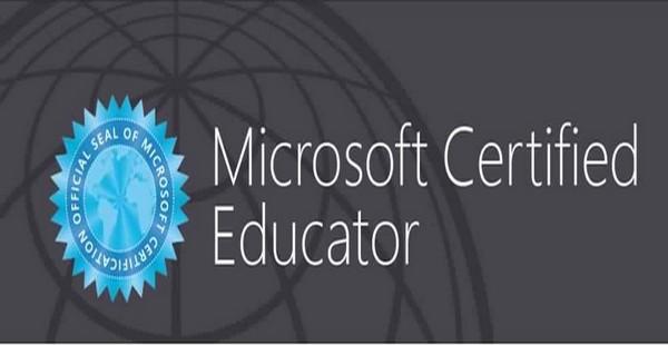انطلاق المرحلة الأولى من التكوين الإشهادي Microsoft Certified Educator - MCE -