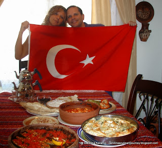 My Home Made Turkish Dishes (Turkey)