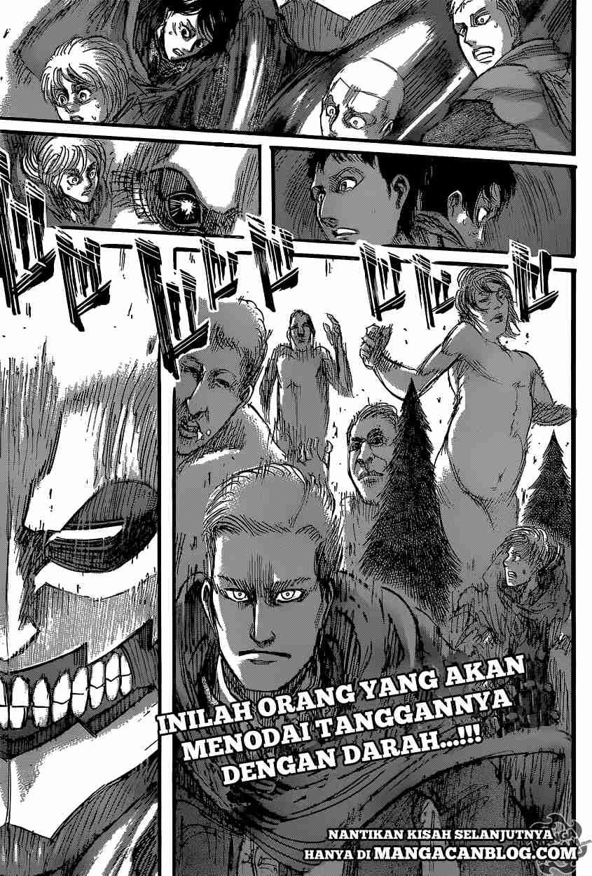 Dilarang COPAS - situs resmi www.mangacanblog.com - Komik shingeki no kyojin 048 - seseorang 49 Indonesia shingeki no kyojin 048 - seseorang Terbaru 45|Baca Manga Komik Indonesia|Mangacan