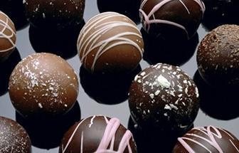 Resep Kue Coklat Bulat