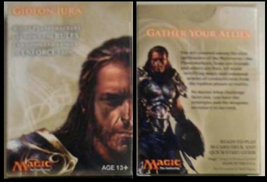 magic 2011 sample decks