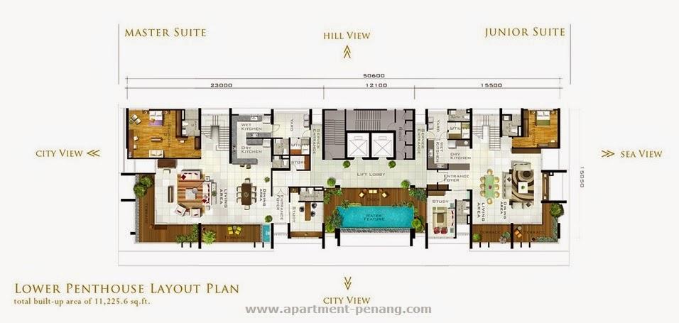 Regalia Suites Apartment Penang Com